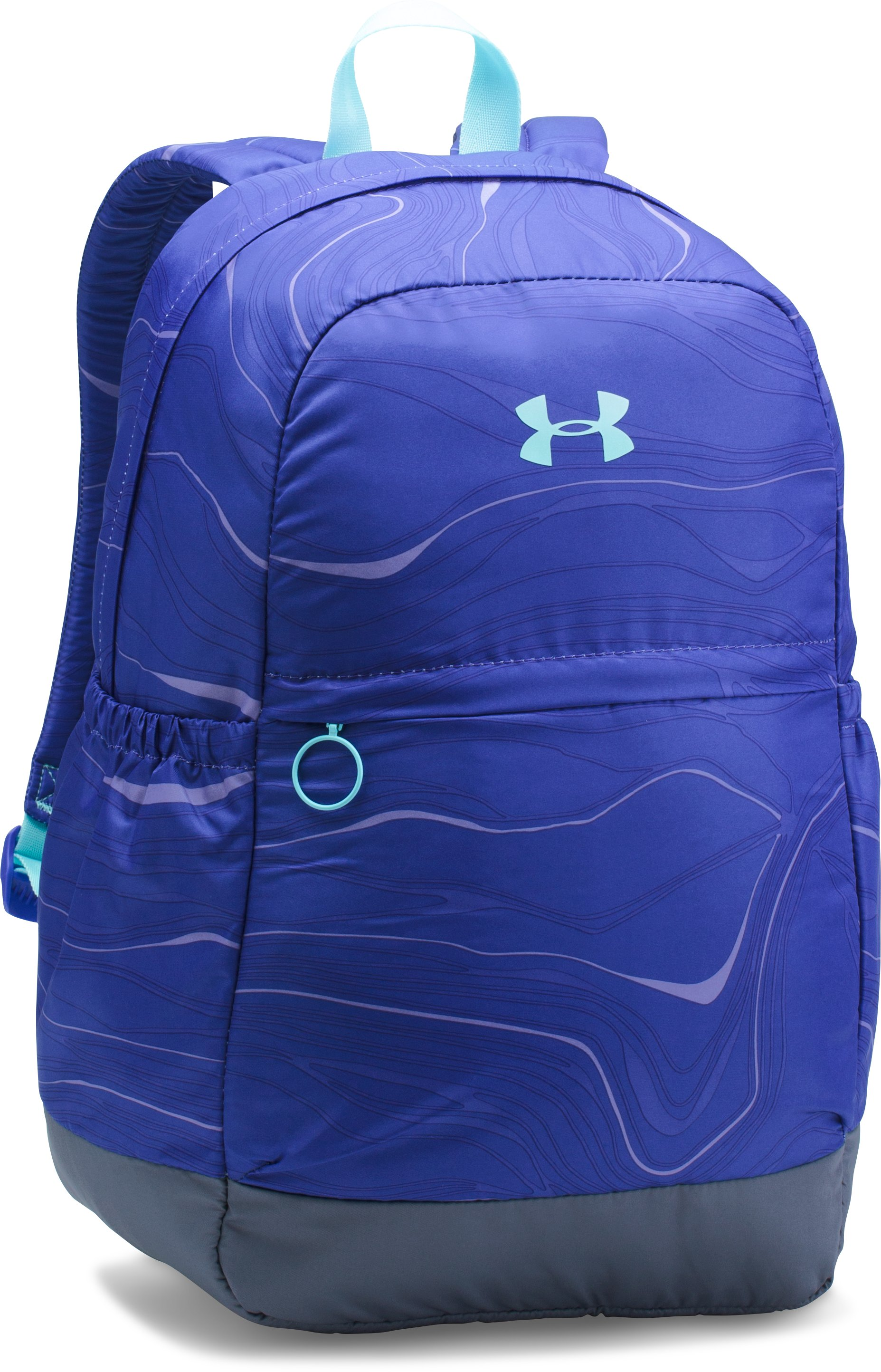 Girls' UA Favorite Backpack, CONSTELLATION PURPLE, zoomed image
