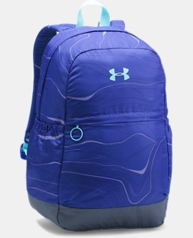 Girls' UA Favorite Backpack FREE U.S. SHIPPING 1  Color Available $44.99