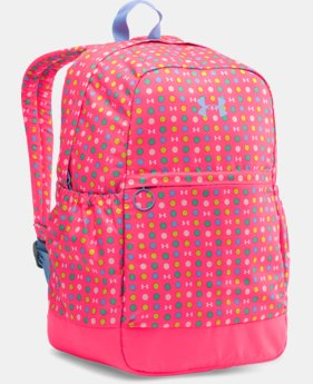 Girls' UA Favorite Backpack LIMITED TIME: FREE U.S. SHIPPING 1 Color $44.99