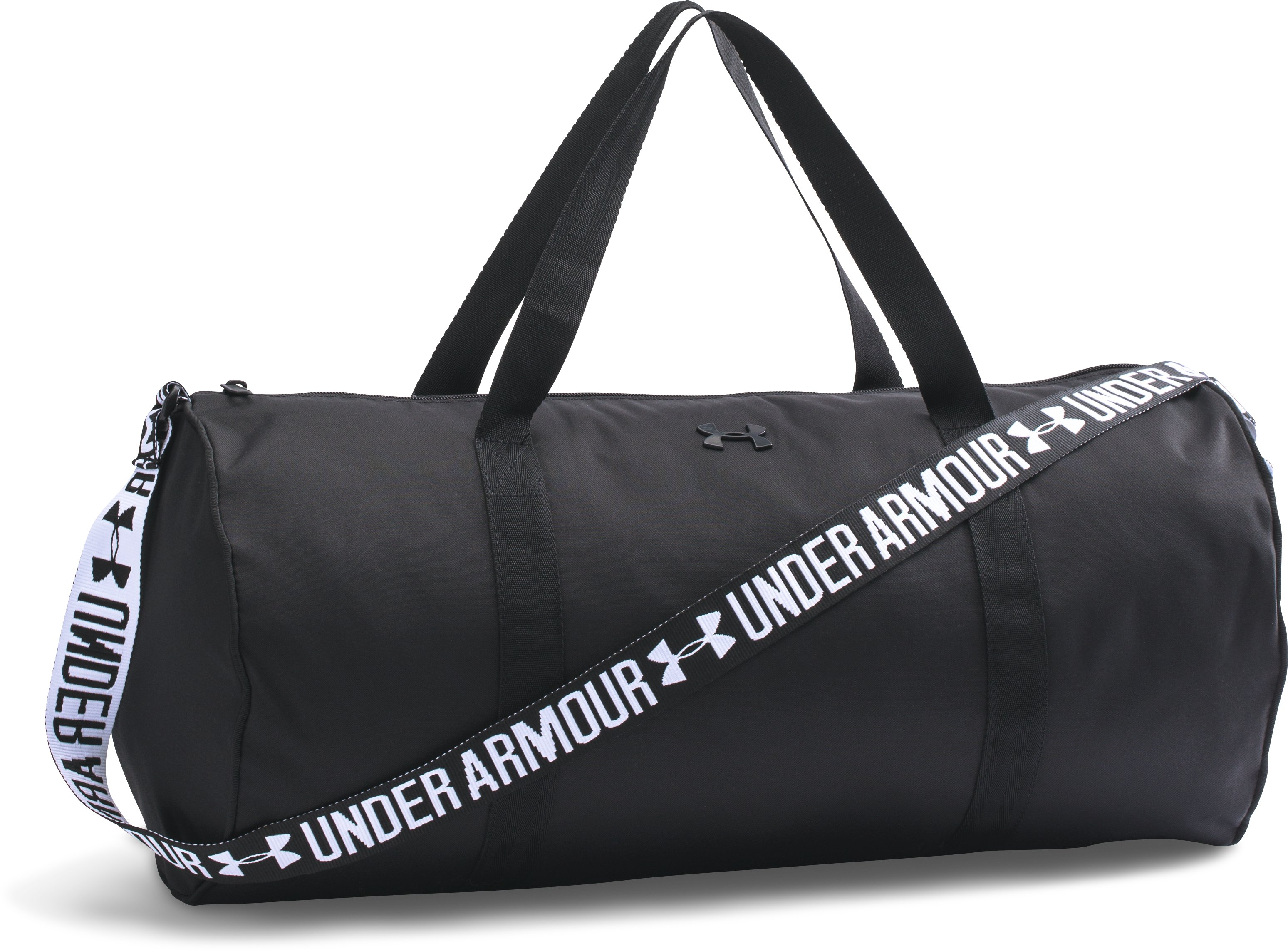 Women's UA Favorite Duffle, Black , zoomed image