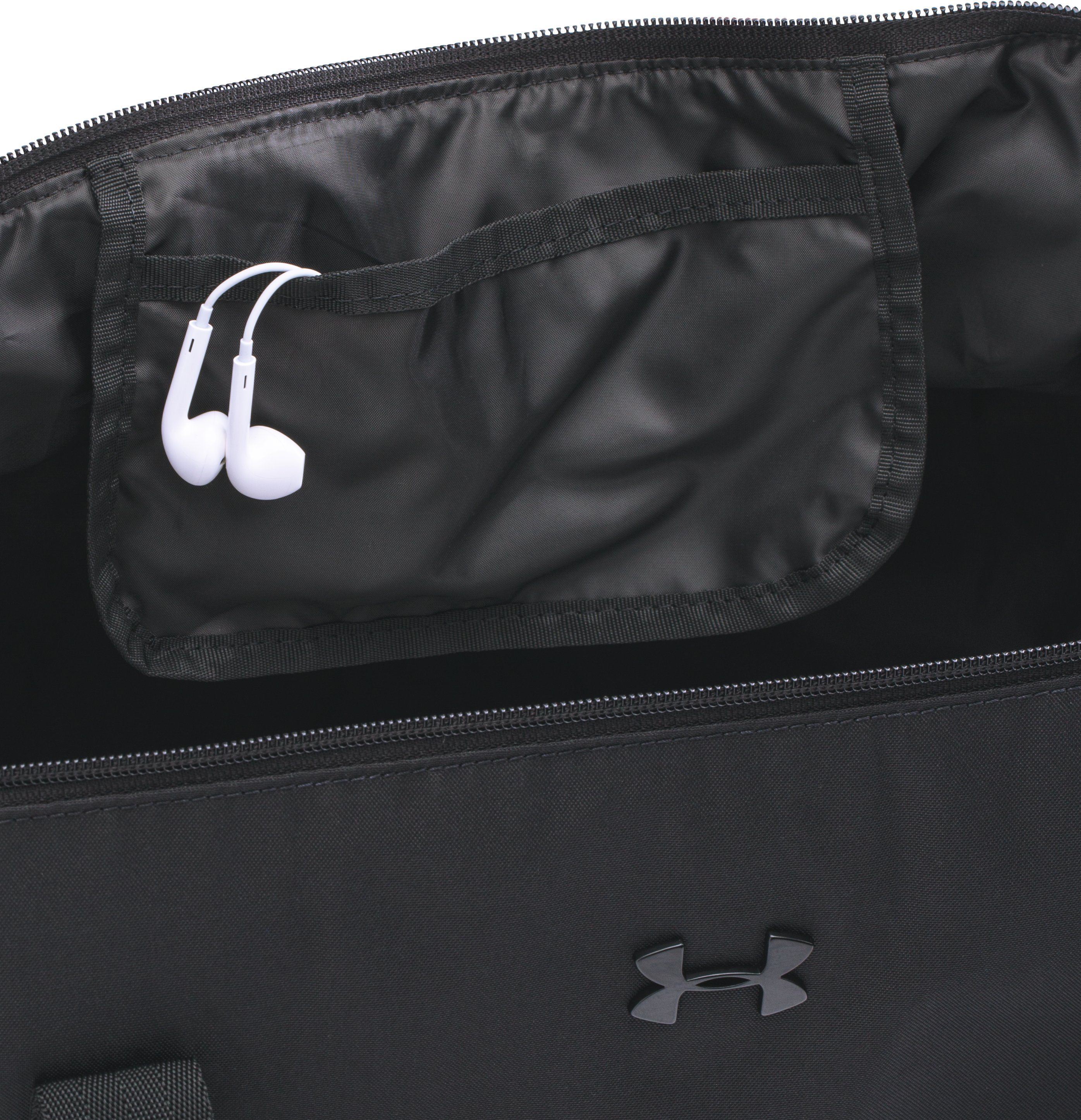 Women's UA Favorite Duffle, Black