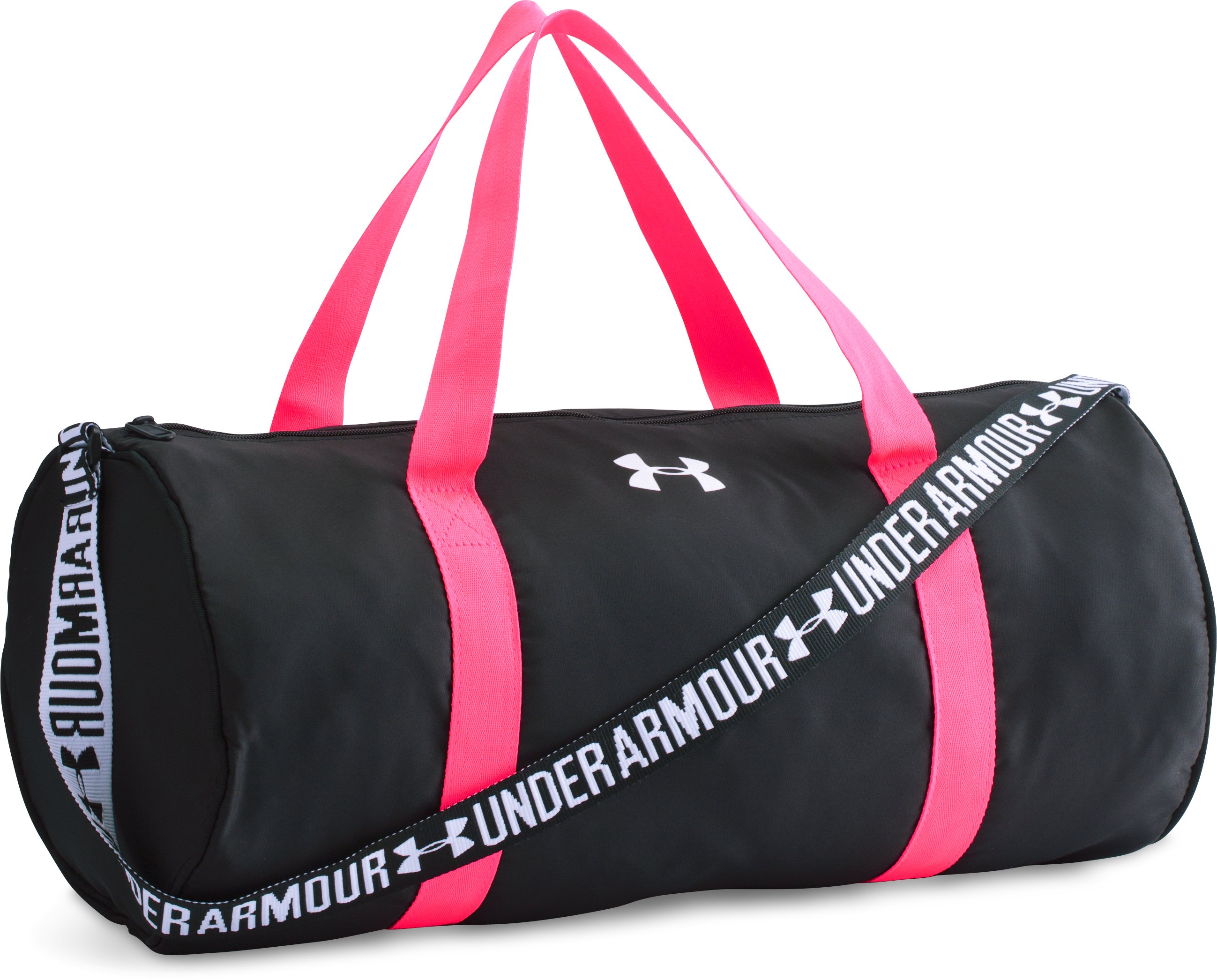 Girls' UA Favorite Duffle, Black ,