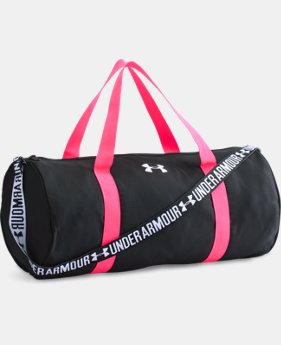 Best Seller Girls' UA Favorite Duffle  2 Colors $34.99