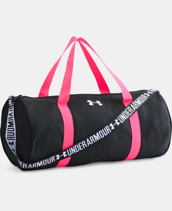Girls' UA Favorite Duffle LIMITED TIME: FREE U.S. SHIPPING 3 Colors $34.99
