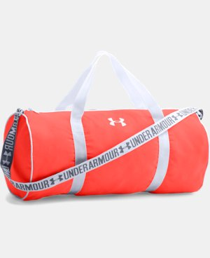Girls' UA Favorite Duffle LIMITED TIME: FREE U.S. SHIPPING 1 Color $34.99