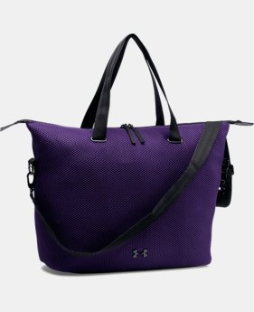 Women's UA On The Run Tote  1 Color $31.49