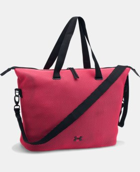 Women's UA On The Run Tote  1 Color $26.99 to $36.74