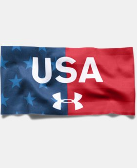 Women's UA Country Pride Boho Headband