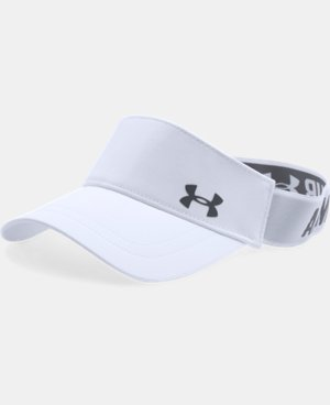Women's UA Armour Visor LIMITED TIME: FREE U.S. SHIPPING 1 Color $17.99