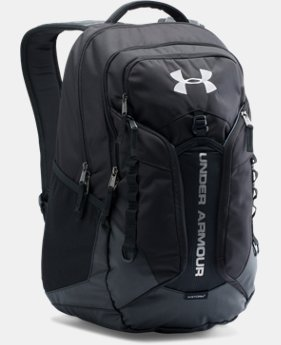 UA Storm Contender Backpack LIMITED TIME: FREE SHIPPING 3 Colors $79.99