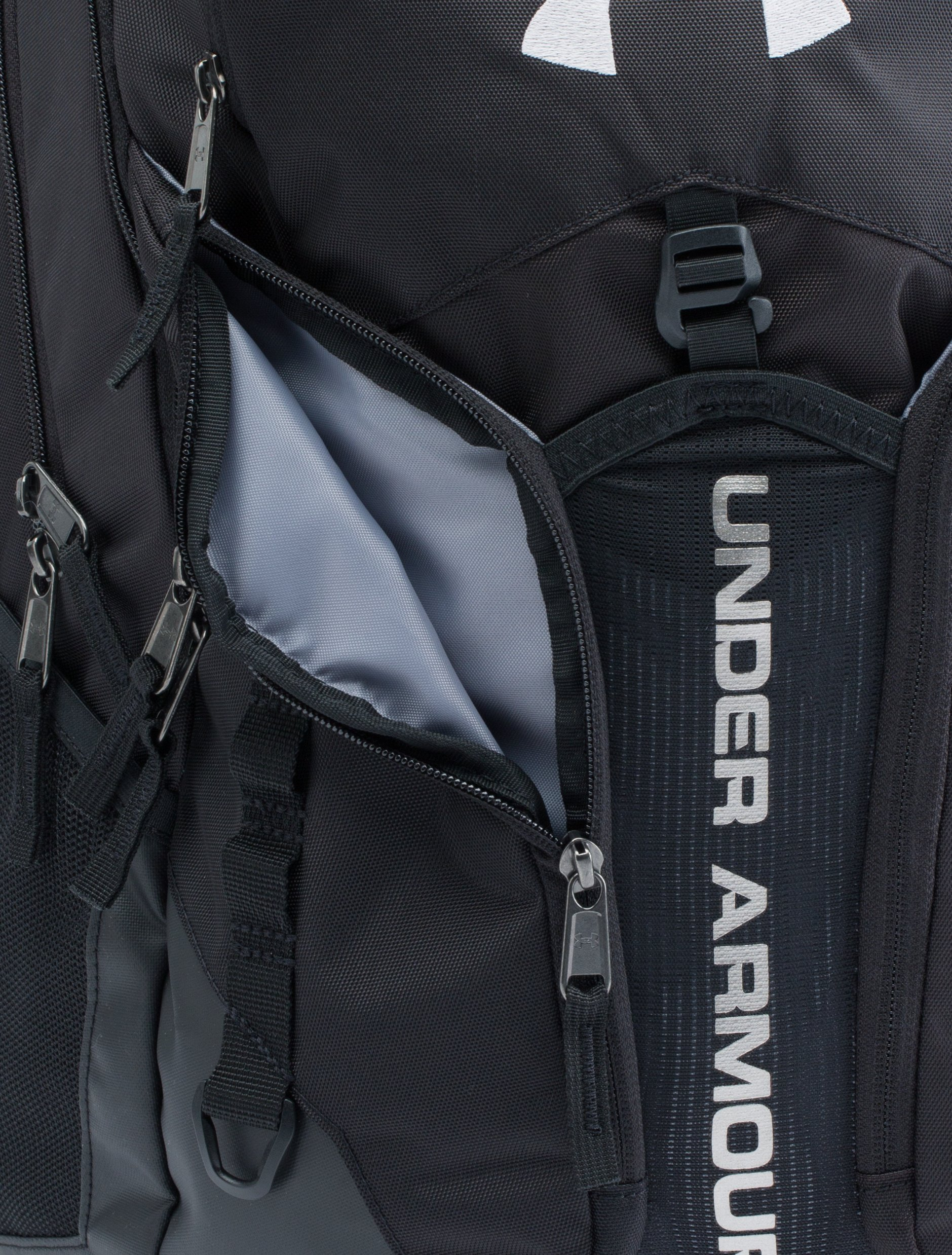 UA Storm Contender Backpack, Black , undefined
