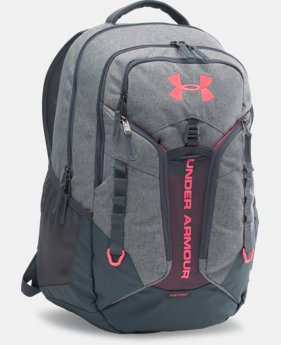 UA Storm Contender Backpack LIMITED TIME: FREE SHIPPING 2 Colors $67.99 to $89.99