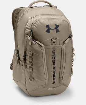 UA Storm Contender Backpack  5  Colors Available $79.99