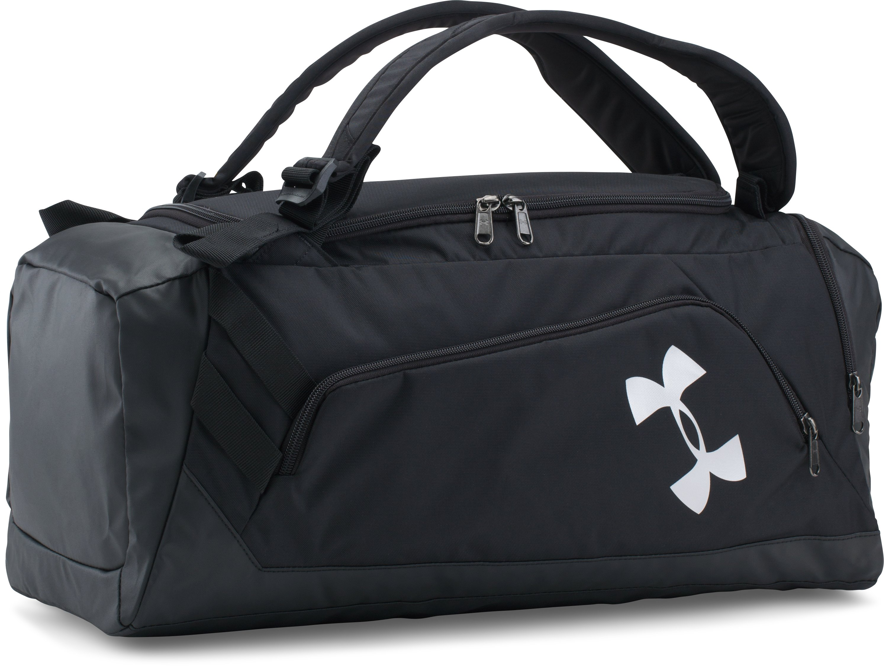 UA Storm Undeniable Backpack Duffle — Small, Black , undefined