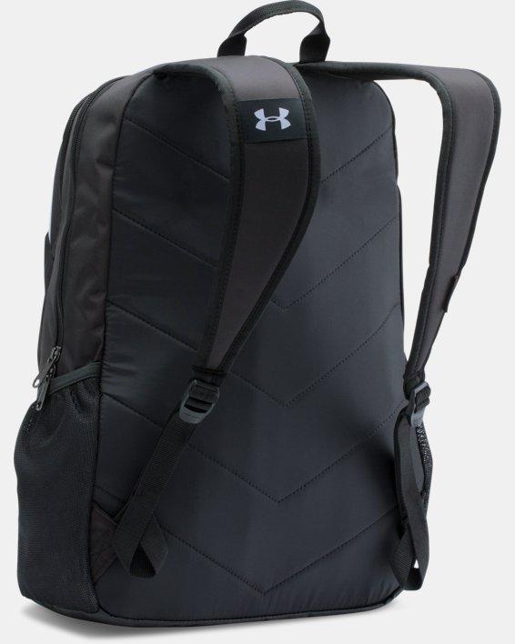 Boys' UA Storm Scrimmage Backpack, Black, pdpMainDesktop image number 1