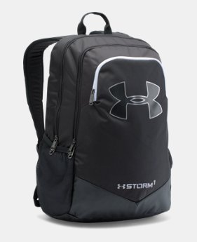 3184524aac Best Seller UA Storm Scrimmage Backpack 3 Colors Available  44.99
