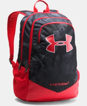 Boys' UA Storm Scrimmage Backpack  1 Color $33.99
