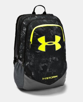 d7b4fce192 Best Seller UA Storm Scrimmage Backpack 3 Colors Available  49.99