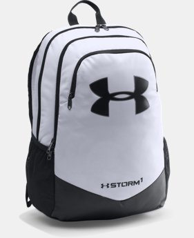 Best Seller Boys' UA Storm Scrimmage Backpack LIMITED TIME: FREE SHIPPING 2 Colors $44.99