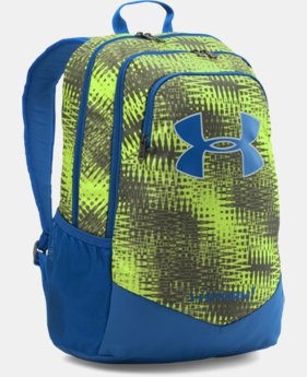 New Arrival  Boys' UA Storm Scrimmage Backpack  3 Colors $49.99