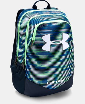 Best Seller UA Storm Scrimmage Backpack  7  Colors Available $44.99