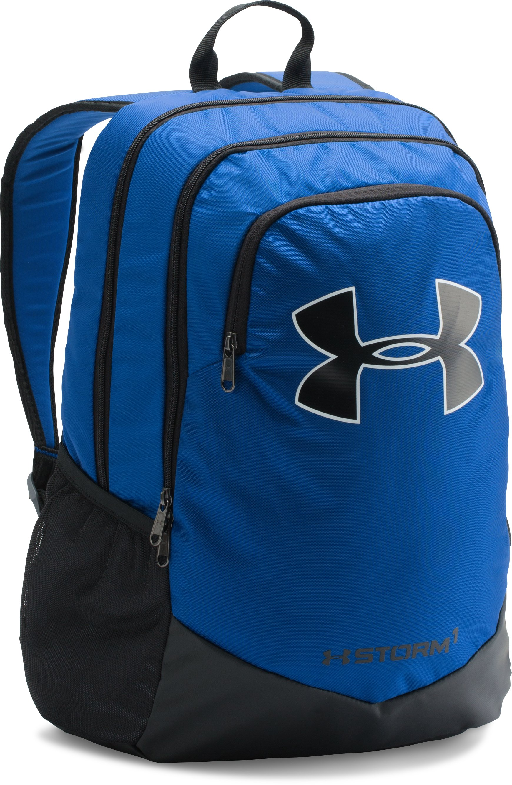Kids' UA Storm Scrimmage Backpack, Royal, zoomed image