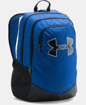Best Seller Boys' UA Storm Scrimmage Backpack LIMITED TIME: FREE U.S. SHIPPING 3 Colors $44.99