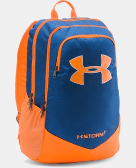 UA Scrimmage Backpack LIMITED TIME: FREE SHIPPING 1 Color $49.99