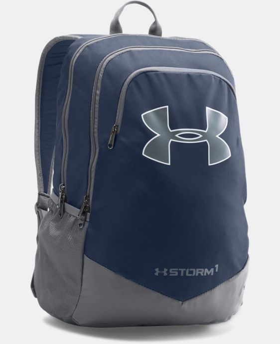 Best Seller Boys' UA Storm Scrimmage Backpack LIMITED TIME: FREE U.S. SHIPPING 1 Color $44.99