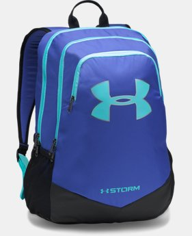 Best Seller  Boys' UA Storm Scrimmage Backpack  2 Colors $49.99