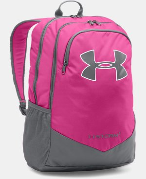 New Arrival  Boys' UA Storm Scrimmage Backpack LIMITED TIME: FREE SHIPPING 7 Colors $49.99