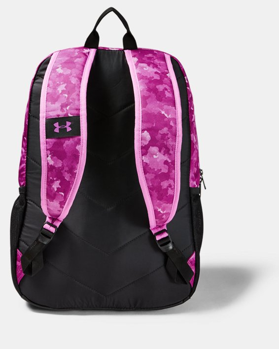 Boys' UA Storm Scrimmage Backpack, Purple, pdpMainDesktop image number 1
