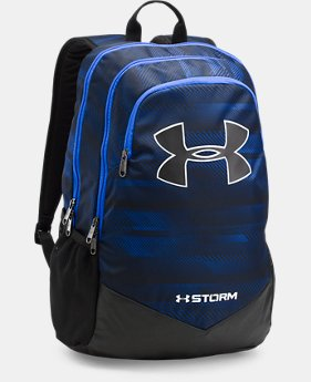 Best Seller Boys' UA Storm Scrimmage Backpack  12 Colors $44.99