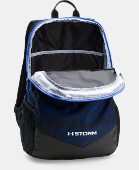 Best Seller  Boys' UA Storm Scrimmage Backpack  1 Color $37.49