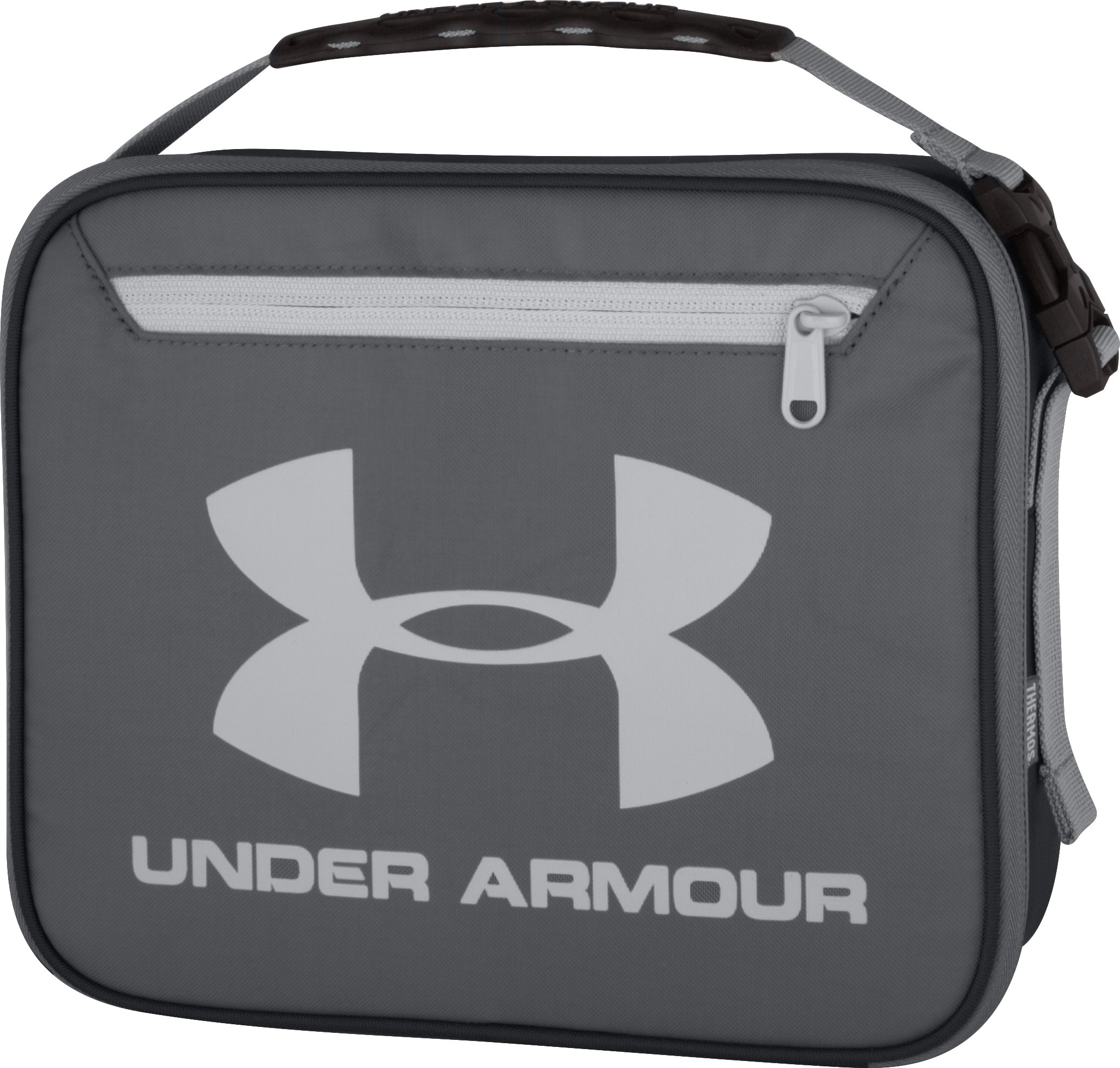 Boys' UA Lunch Box, Black , undefined