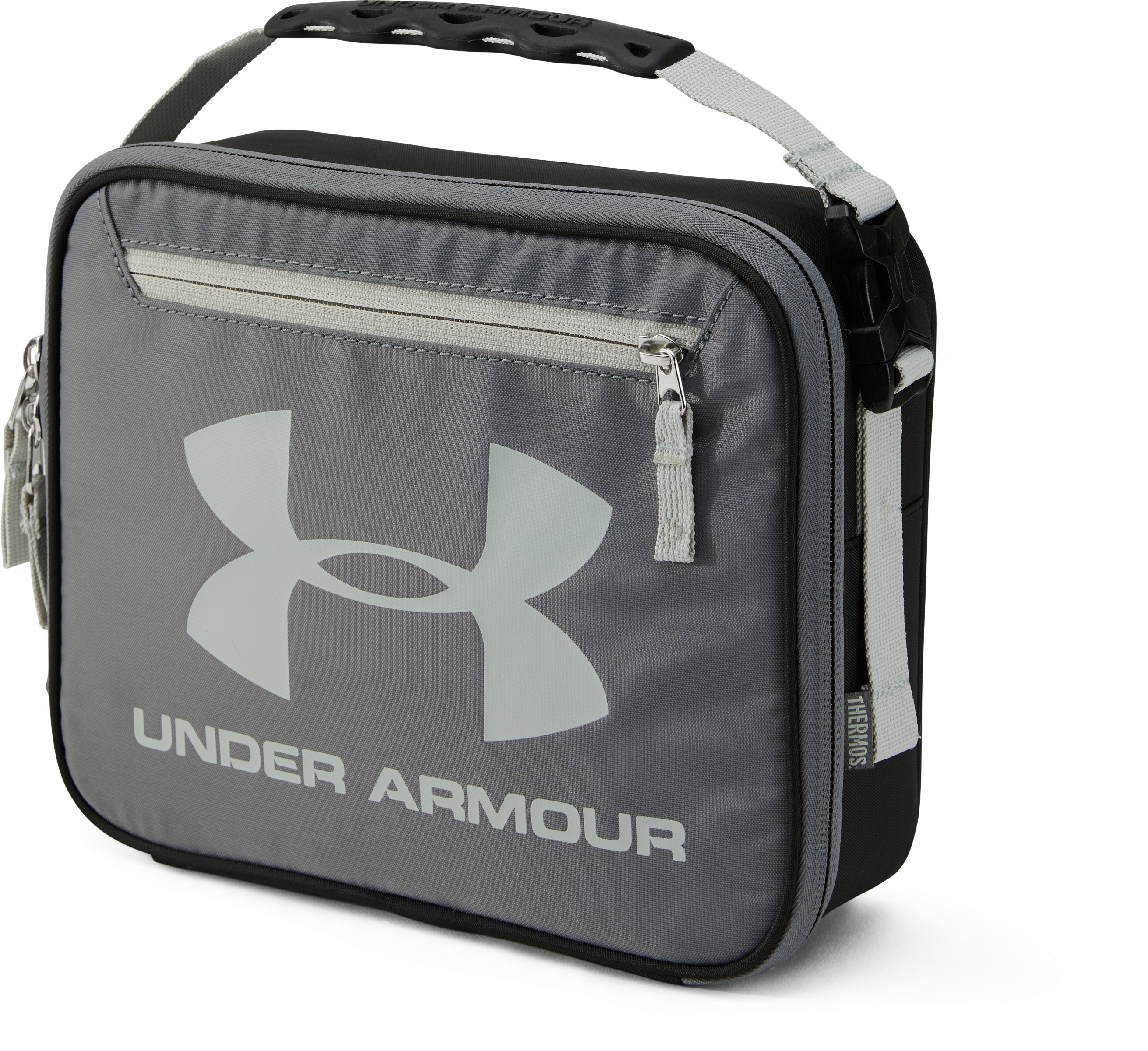 Boys' UA Lunch Box, Black