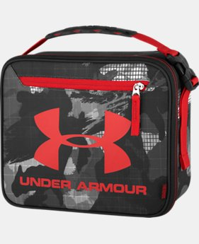 Best Seller Boys' UA Lunch Box  3 Colors $27.99