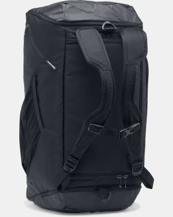 UA Storm Contain Backpack Duffle 3.0, Black, pdpMainDesktop image number 3