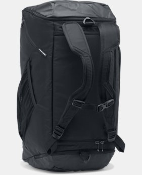 UA Storm Contain Backpack Duffle 3.0  1 Color $79.99