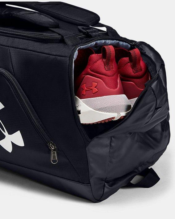 UA Storm Contain Backpack Duffle 3.0, Black, pdpMainDesktop image number 6