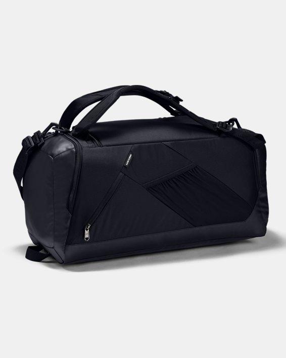 UA Storm Contain Backpack Duffle 3.0, Black, pdpMainDesktop image number 4