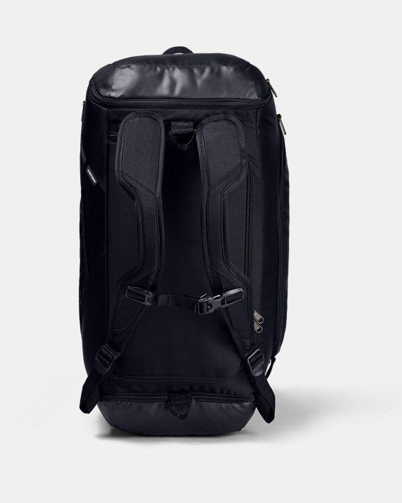 UA Storm Contain Backpack Duffle 3.0, Black, pdpMainDesktop image number 5