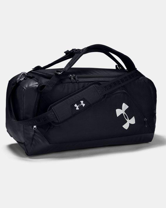 UA Storm Contain Backpack Duffle 3.0, Black, pdpMainDesktop image number 2