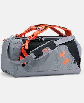 UA Storm Contain Backpack Duffle 3.0  2 Colors $79.99
