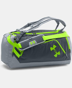 New to Outlet UA Storm Contain Backpack Duffle 3.0  1 Color $59.99