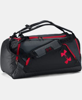 UA Storm Contain Backpack Duffle 3.0  3 Colors $79.99