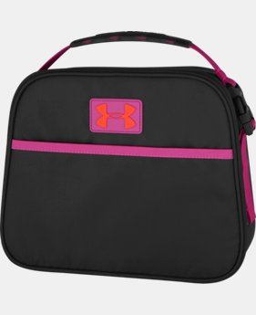 Best Seller Girls' UA Lunch Box   $27.99