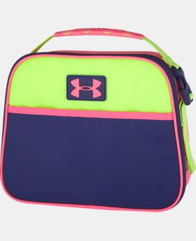 Best Seller Girls' UA Lunch Box  3 Colors $27.99