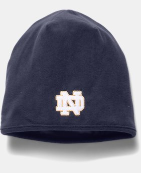 Men's Notre Dame UA Blustery 2.0 Beanie