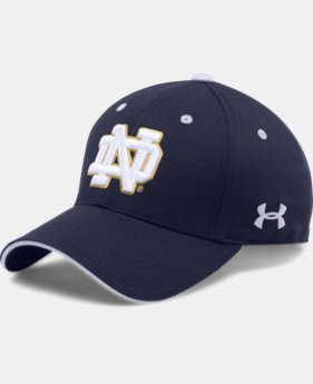Men's Notre Dame UA Structured Cap